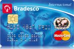 Cartao Bradesco Mastercard International