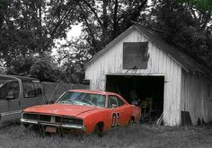 The Dukes of Hazzard's General Lee! :D