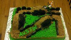 BMX cake!