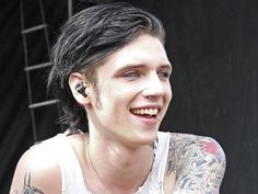 I got: Andy! What Member Of Black Veil Brides Is Your Soulmate?