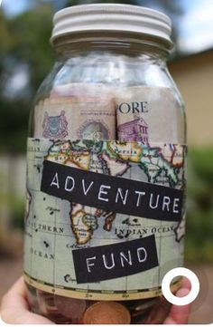 Save your money and go on your adventure:)