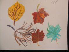 AUTUMN LEAVES Leaf Tattoos, Autumn Leaves, Art Work, Painting, Fall Leaves, Artwork, Work Of Art, Paintings, Autumn Leaf Color