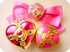 Sailor Moon broaches