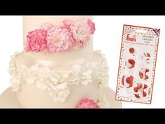 Beautiful Sugar Carnations Using The Easiest Carnation Ever Cutter - YouTube