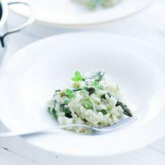Perfekcyjne risotto ze szparagami | Kwestia Smaku