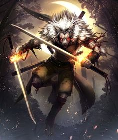 Werewolf of rough by inubiko on DeviantArt Male Furry, Furry Art, Fantasy Character Design, Character Art, Wolf Warriors, Werewolf Art, Vampire, Fantasy Warrior, Fantasy Artwork