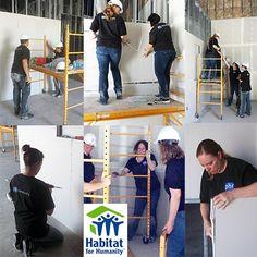 Fairfield Inn & Suites Las Vegas South / Habitat for Humanity Rally to Serve