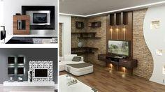 10 Modern TV Wall Units Furnish House
