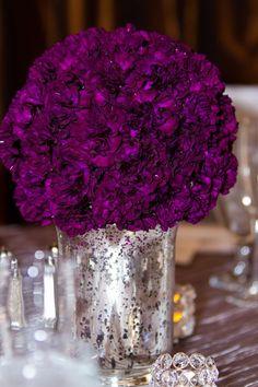 Lavender Wedding Centerpiece Ideas | Visit weddingcolors.net
