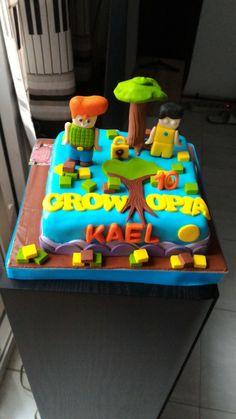 Growtopia cake bing images diy pinterest growtopia fondant cake for kael forumfinder Images