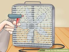 How To KILL Mosquitoes!