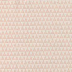 Bomuld ubleget/pudder trekanter