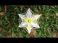 Mandala Azucena del Rio - YouTube God's Eye Craft, Fun Crafts, Arts And Crafts, Kids Market, Dream Catcher Tutorial, Gods Eye, Magic Circle, Weaving Art, Pony Beads