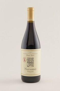 Navarro Pinot Noir Method L'Ancienne Pinot Noir 2009 (Anderson Valley, Kalifornien)