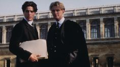 Maurice, 1987, Hugh Grant and James Wilby