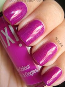 Goose's Glitter: Pixi Polishes: Swatches and Review
