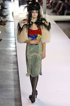 Christian Lacroix Fall 2007 Haute Couture Collections