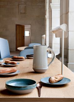 Sanjit Manku - Patrick Jouin - Fontevraud L'Hôtel and Fontevraud Le Restaurant - LOCAL CERAMICIST - A Monastic Setting for Sybarites - NYTimes.com