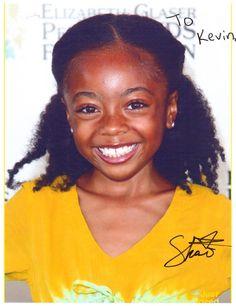 Fro Spotting: Adorable Skai Jackson | Black Girl with Long Hair