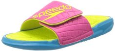 Speedo Women's Exsqueeze Me Rip All Purpose Slide Sandal * Want additional info? Click on the image.
