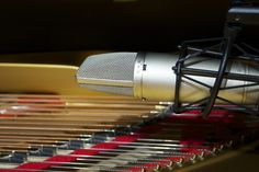 How To Record A Grand Piano - Groove Tube GT67.