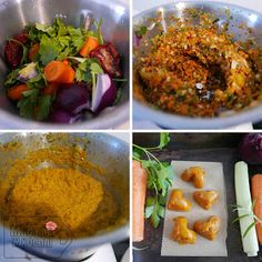 Madame w kuchni: Kostka warzywna Meat, Chicken, Food, Thermomix, Beef, Meal, Essen, Hoods, Meals