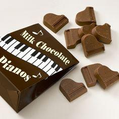 pianos de chocolate - Pesquisa Google