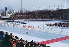 1972 Winter Olympics in Sapporo, Japan - The first Winter Olympics held outside Europe and North America.