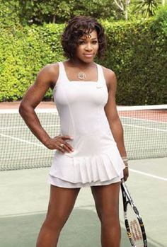 Tennis wardrobe williams malfunction venus