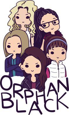Orphan Black                                                                                                                                                                                 Mais