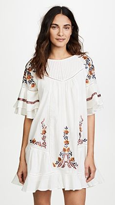 online shopping for Free People Pavlo Dress from top store. See new offer for Free People Pavlo Dress Boho Style Dresses, Fashion Dresses, Trendy Dresses, Boho Dress, Fashion Clothes, Lace Dress, Boho Chic, Bohemian, Gypsy