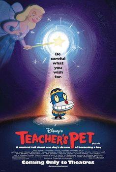 Watch Teacher's Pet Full Movie Streaming HD