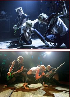 R5 -Brothers Singing!