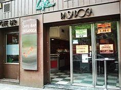 Frente del Bar Pasapoga - Logroño