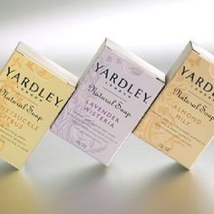 Yardley Soaps ...at the Dollar Tree! Best smelling soap ever!