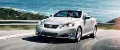 Lexus IS Convertible, IS 350 C, IS 250 & 350 C F SPORT | 2014