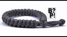 paracord mad max bracelet - YouTube