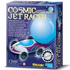 Great Gizmos Kidz Lab Cosmic Jet Racer Kit £9.99