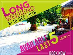 Samed Cabana Resort - Beachfront Resort on Koh Samed (Official Website) New Year Holidays, Long Weekend, Cabana, Beach, Website, The Beach, Cabanas, Beaches, Gazebo