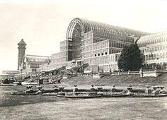 Pałac Kryształowy (w Sydenham), 1910
