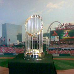 World Series Trophy 2011