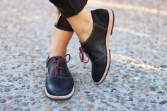 ahnu footwear oxfords