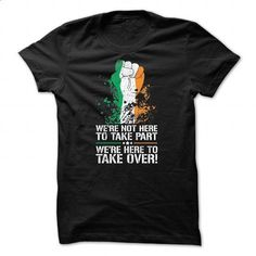 IRISH PRIDE - #sweat shirts #cotton shirts. SIMILAR ITEMS => https://www.sunfrog.com/Funny/IRISH-PRIDE-Black-50162590-Guys.html?60505