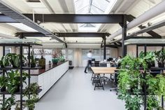 Nedvest Capital Headquarters by Studio Aa & Petra van Roon, Amsterdam – Netherlands » Retail Design Blog