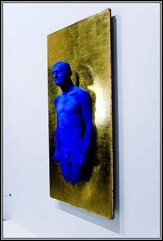 Yves Klein - Centro Pompidou (París) Plus