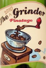 Review: The Grinder Pinotage