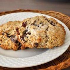 Hazelnut Chocolate Scones Recipe from Serious Eats, found @Edamam!