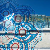 New Lynn Transport Centre Project, www.MirandaBrown.co.nz was commissioned by Waitakere City Council City Council, Auckland, Sustainable Fashion, Sustainability, Centre, Transportation, Creative, Fabric, Projects