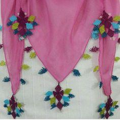 Sadıkin Needle Tatting, Needle Lace, Crochet Designs, Tassel Necklace, Knots, Needlework, Diy And Crafts, Elsa, Textiles
