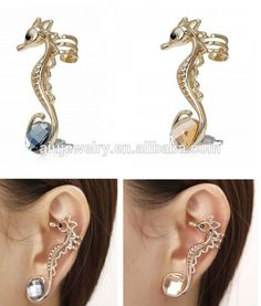14k Yellow Gold Crystal Seahorse Ear Cuff Earring , Find Complete Details about 14k Yellow Gold Crystal Seahorse Ear Cuff Earring,Cuff Earring,Ear Cuff Earirng,Seahorse Ear Cuff from -AIU Jewelry Inc. Supplier or Manufacturer on http://Alibaba.com